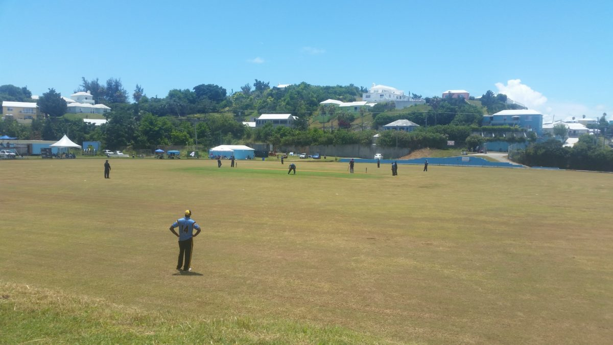 Bermuda v Bahamas International Series Wrap