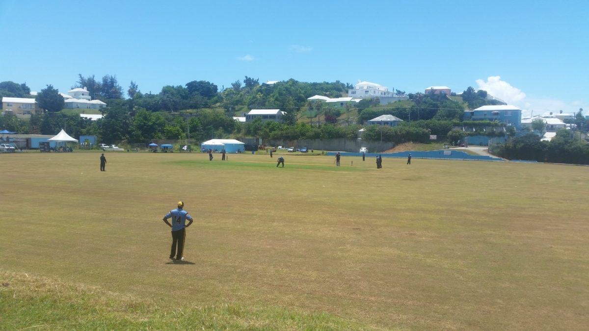 Bermuda v Bahamas International Series Wrap